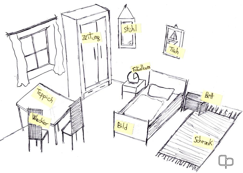 case study book illustration. Black Bedroom Furniture Sets. Home Design Ideas